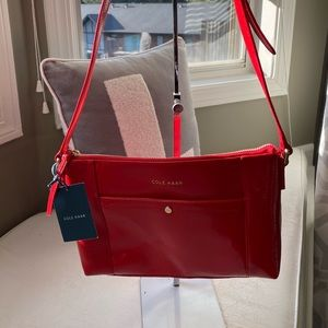 New with tags Cole Haan crossbody